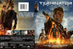 Terminator Genisys (2015) R1 DVD Cover