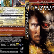 Terminator 4 : Die Erlösung (2009) Blu-Ray German Cover