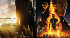 terminator genisys dvd cover