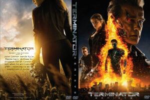 terminator genisys dvd cover