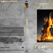 Terminator – Genisys (2015) (Arnold Schwarzenegger Anthology) german custom