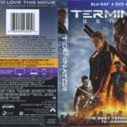 Terminator Genisys (2015) R1 Blu-Ray