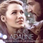 The Age Of Adaline (2015) Music CD Cover