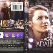The Age Of Adaline (2015) R1 DVD Cover