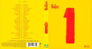 the beatles 1 Cover