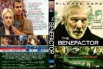 The Benefactor (2015) R1 CUSTOM DVD Cover