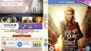The Book Thief - Cover