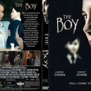 The Boy (2016) R1 CUSTOM DVD Cover