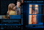 The Boy Next Door (2015) R0 Custom Cover & Label