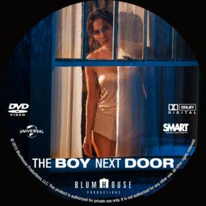 The Boy Next Door Custom Label (Pips)