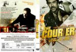 The Courier (2011) R1 CUSTOM DVD Cover