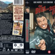 The Duel At Silver Creek (1952) R2 DUTCH DVD Cover