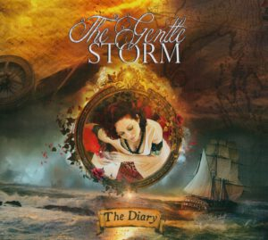The Gentle Storm - The Diary - 1Front