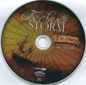 The Gentle Storm - The Diary - CD (1-2)