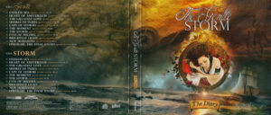 The Gentle Storm - The Diary - Digipack
