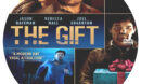 The Gift (2015) R0 Custom Label