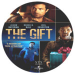 The Gift (2015) R0 Custom Label