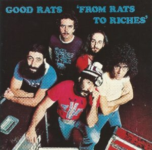 The Good Rats - From Rats To Riches - 1Front