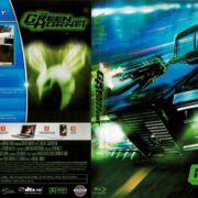 The Green Hornet 3D Blu-Ray German (2011)