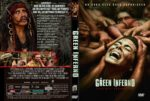 The Green Inferno (2015) R1 Custom DVD Cover