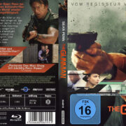 The Gunman (2015) Blu-Ray German Cover