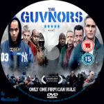 The Guvnors (2014) R2 Custom DVD Label