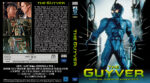 The Guyver (1991) Blu-Ray DVD Cover (german)