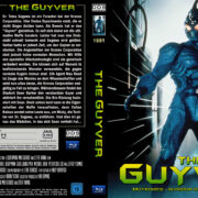 The Guyver (1991) Blu-Ray DVD Cover (german)