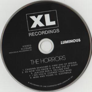 The Horrors - Luminous (CD)