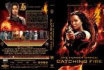 The Hunger Games Catching Fire (2013) DUTCH WS R2 CUSTOM DVD Cover