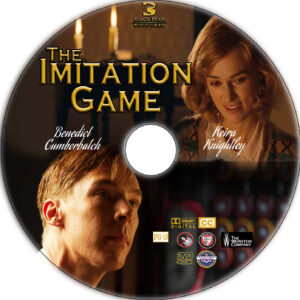 the imitation game dvd label