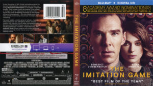 The Imitation Game - Cover