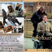 The Intouchables (2011) R1 German DVD Cover