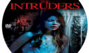 The Intruders (2015) R0 Custom Label