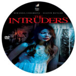 The Intruders (2015) R0 Custom Label