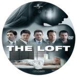 The Loft (2014) R0 Custom Label
