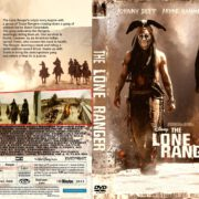 The Lone Ranger (2013) R1 CUSTOM