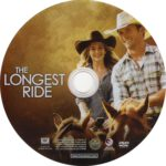 The Longest Ride (2015) R1 DVD Label
