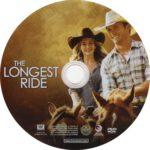The Longest Ride (2015) R1 DVD Label