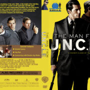The Man From U.N.C.L.E. (2015) R0 Custom Cover & Label