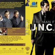 The Man From U.N.C.L.E. (2015) R0 Custom Cover & Label