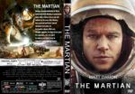 The Martian (2015) R1 CUSTOM DVD Cover