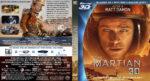 The Martian 3D (2015) Blu-Ray