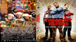 The Night Before (2015) R1 Custom DVD Cover
