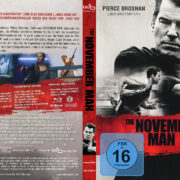 The November Man (2014) Blu-Ray German Cover