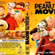 The Peanuts Movie (2015) R1 CUSTOM