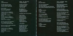 The Poodles - Devil In The Details - Booklet (5-6)