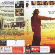 The Proposition (2005) R1 DVD Cover