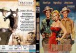 The Proud Ones (1957) R1 DUTCH DVD Cover