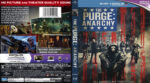The Purge Anarchy (2014) Blu-Ray DVD Cover